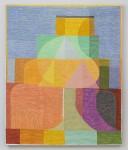 Matt Phillips Arboretum , 2015 Silica and Pigment on Linen 58.5 x 48 in