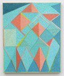 Matt Phillips Untitled, 2014 Silica and Pigment on Linen, 24 x 20 in