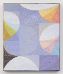 Matt Phillips Weather, 2014 Silica and Pigment on Linen, 24 x 20 in