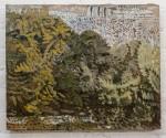 Anne Harvey Trees Oil On Canvas