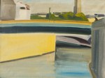 Louisa Matthiasdottir Paris Series, Yellow, c.1978
