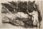 Bob Thompson Untitled (Nudes), 1959 Charcoal on paper